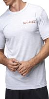 Camiseta yoga hombre