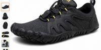 Voovix Zapatos Descalzos Zapatillas Minimalistas de Trail Running para Hombre