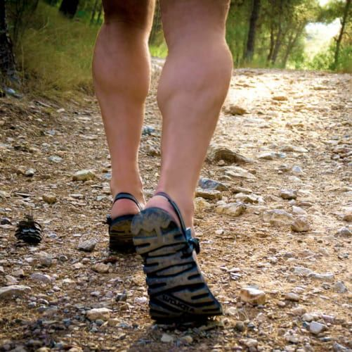 sandalias barefoot huaraches pies sucios minimalistas